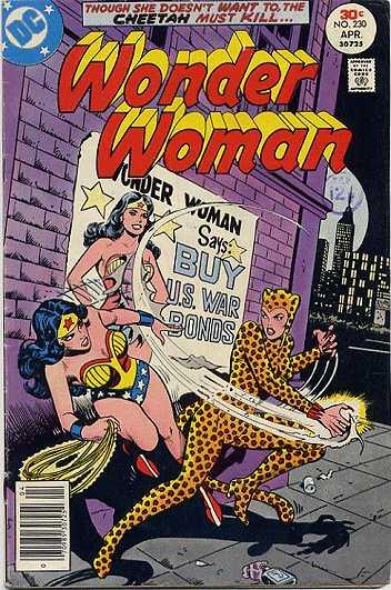 Wonder Woman #230