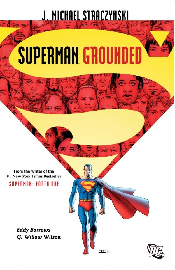 Superman: Grounded Vol. 1 HC