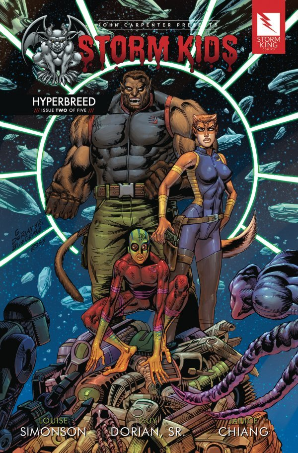 John Carpenter Presents Storm Kids: Hyperbreed #2
