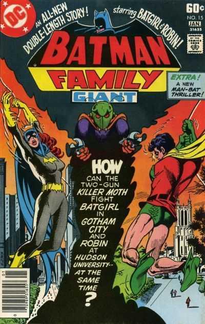 The Batman Family #15