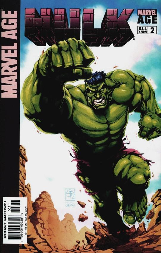 Marvel Age: Hulk #2