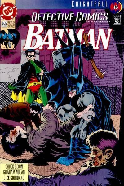 Detective Comics #665