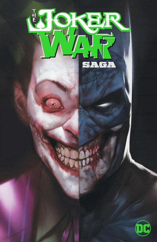 The Joker War Saga HC