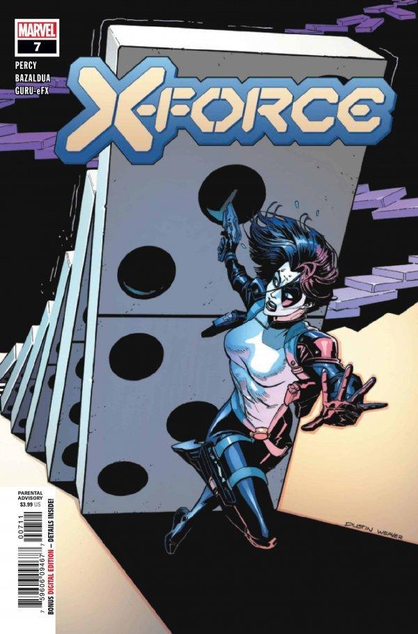 X-Force #7