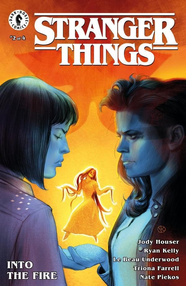 Stranger Things: Into the Fire #2 review