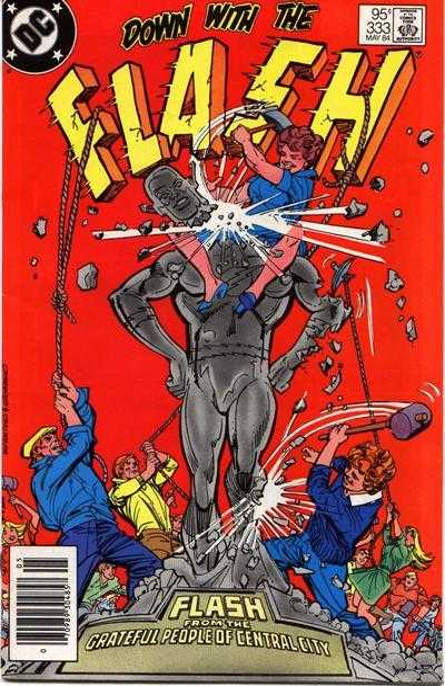 The Flash #333