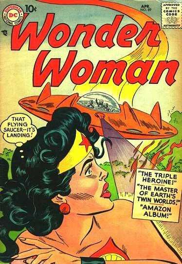 Wonder Woman #89
