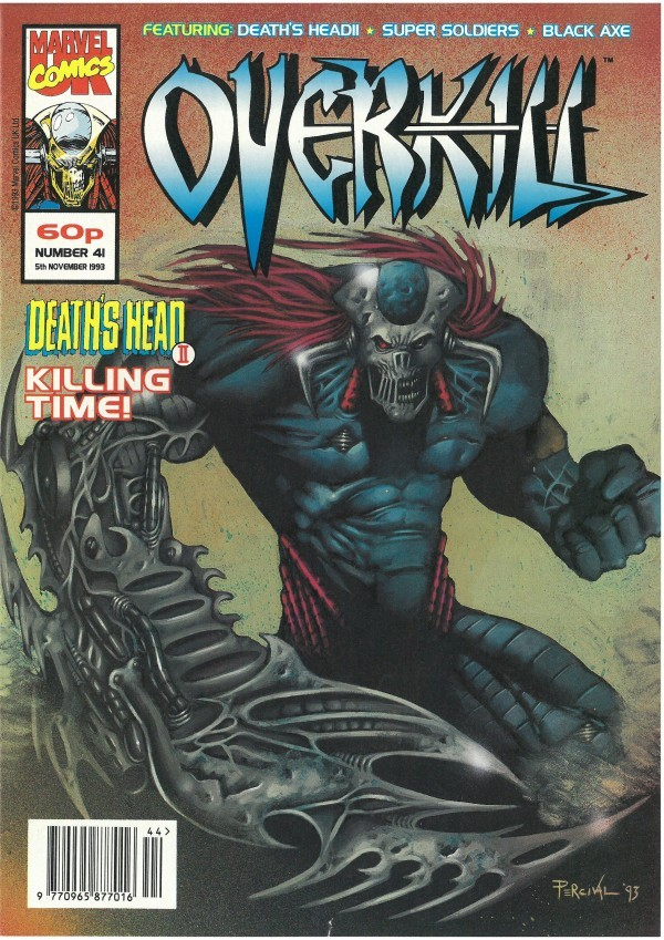 Overkill #41