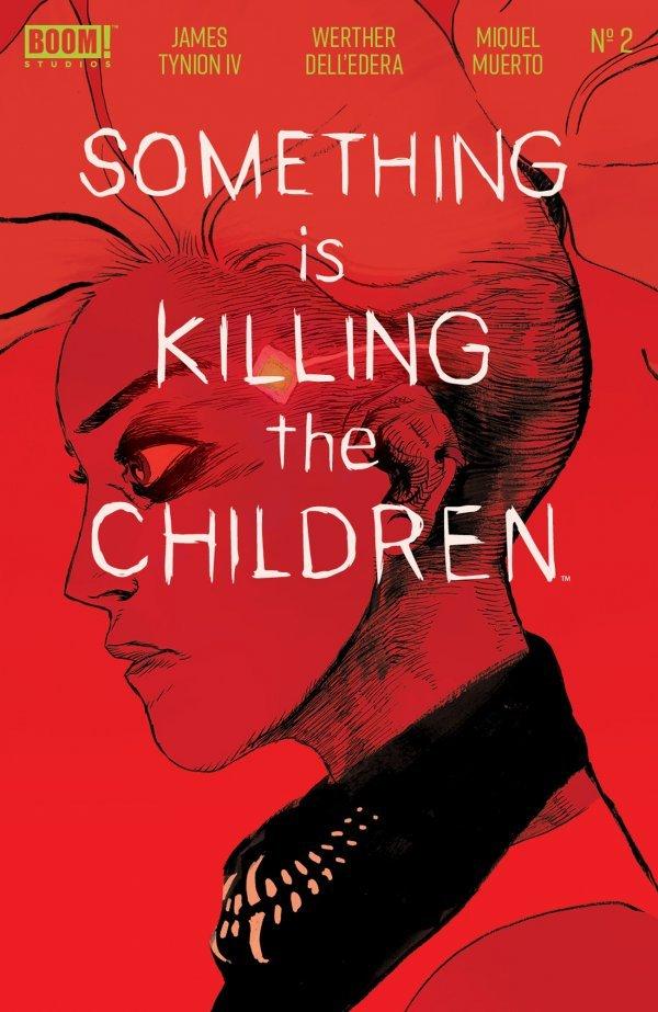 Something Is Killing The Children #2