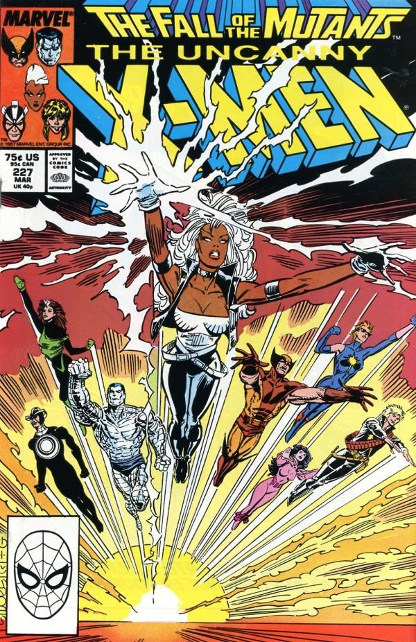 Uncanny X-Men #227