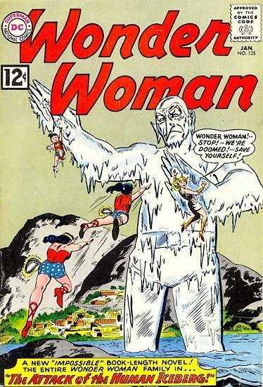 Wonder Woman #135