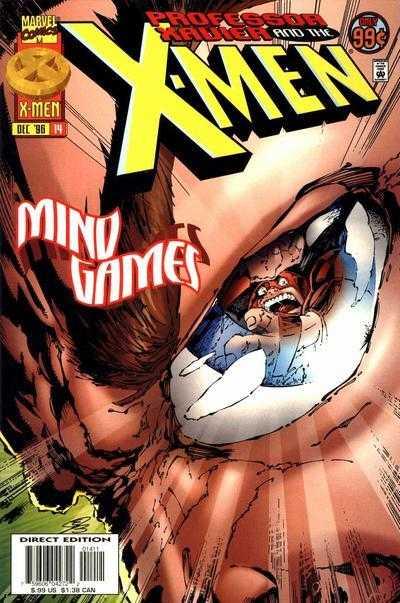 Professor Xavier and the X-Men #14