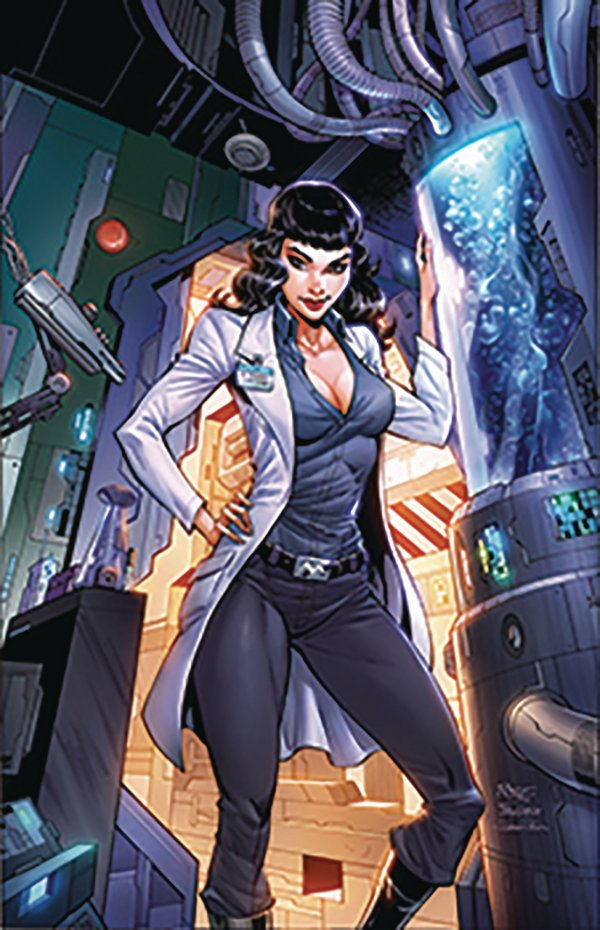 Red Agent: Island of Dr Moreau #3