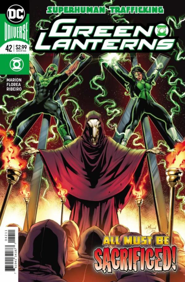 Green Lanterns #42