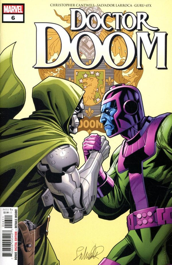 Doctor Doom #6