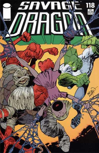 Savage Dragon #118