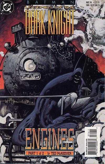 Batman: Legends of the Dark Knight #74