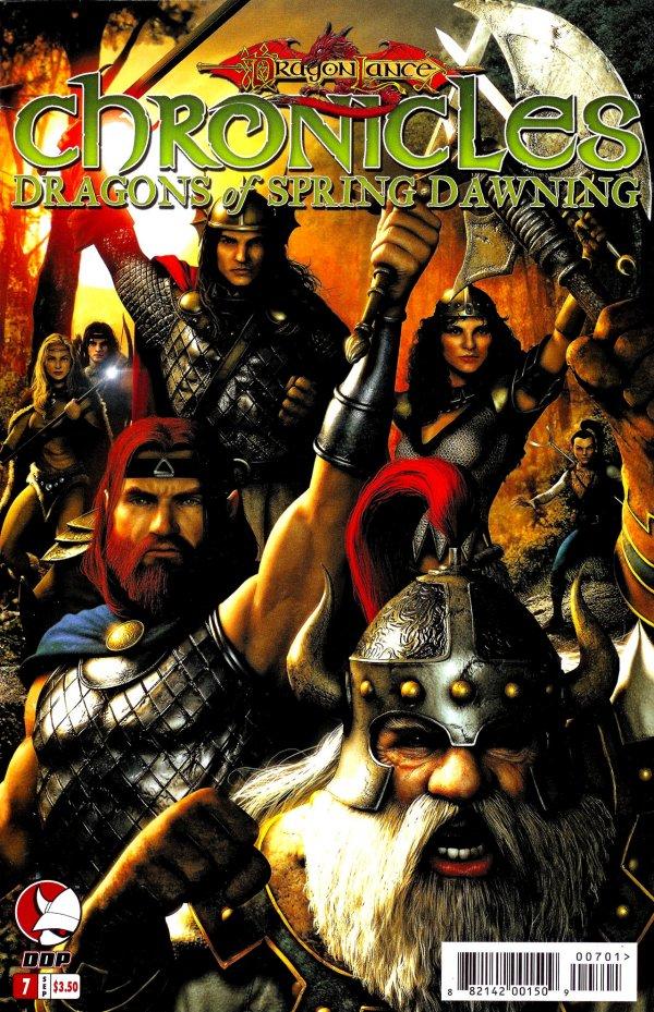 Dragonlance Chronicles: Dragons of Spring Dawning #7