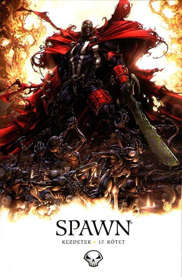 Spawn Kezdetek 17. Kötet HC