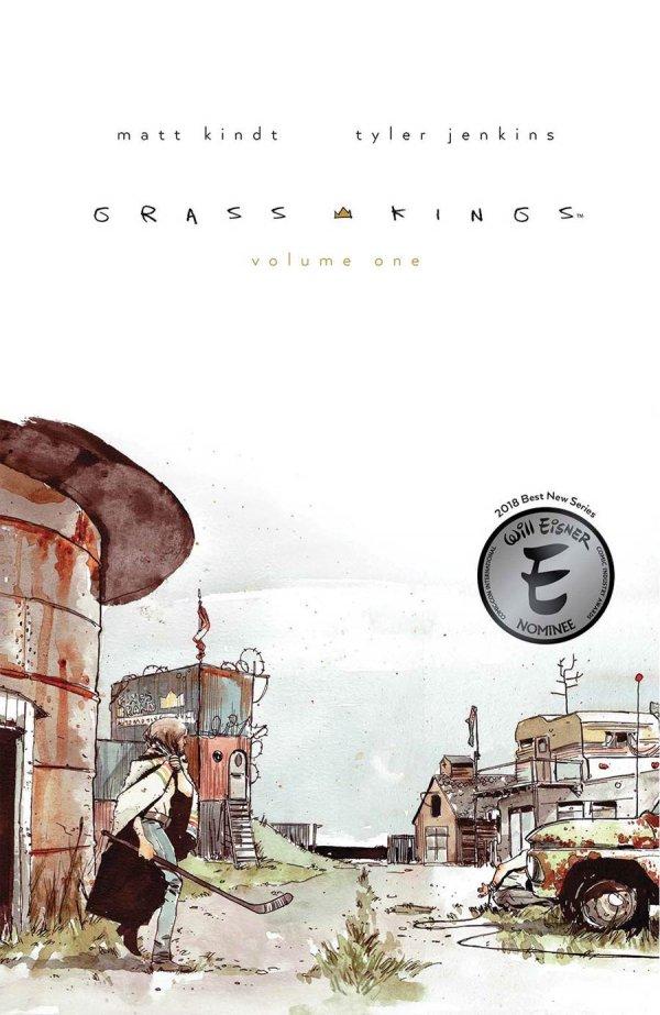 Grass Kings Vol 1 TP