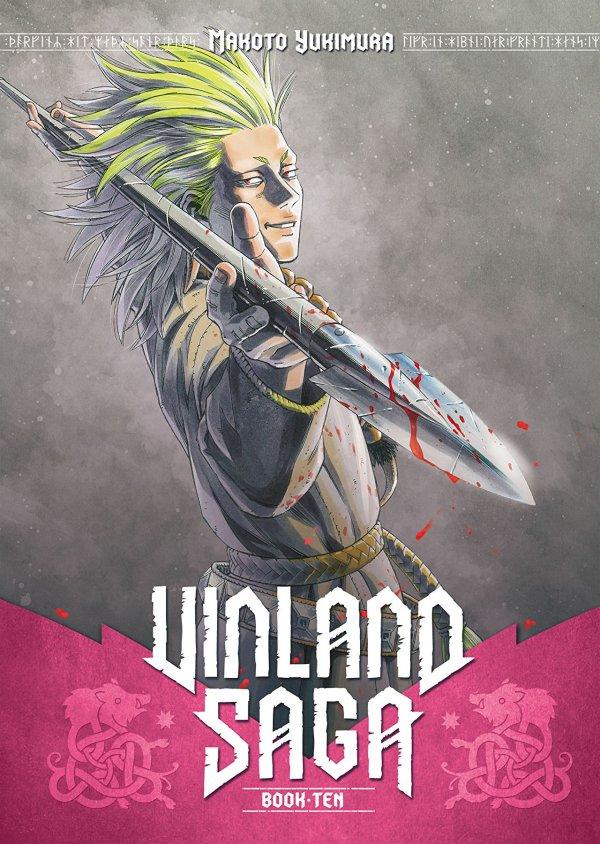 Vinland Saga Book Ten review