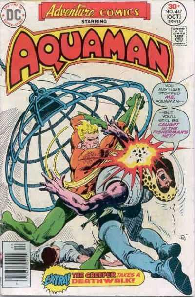 Adventure Comics #447