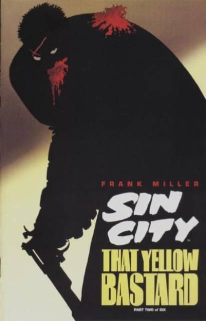 Sin City: That Yellow Bastard #2