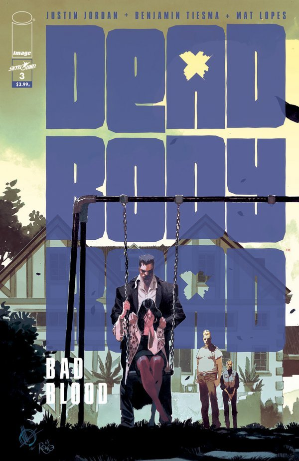 Dead Body Road: Bad Blood #3 review