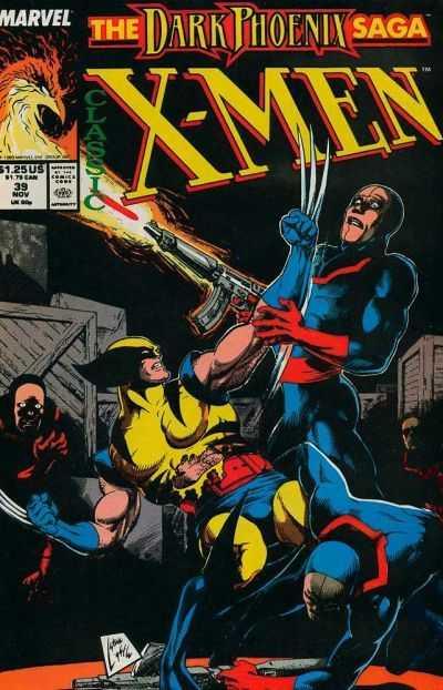Classic X-Men #39
