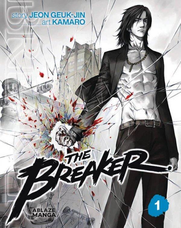 Breaker Omnibus Graphic Novel Vol 1