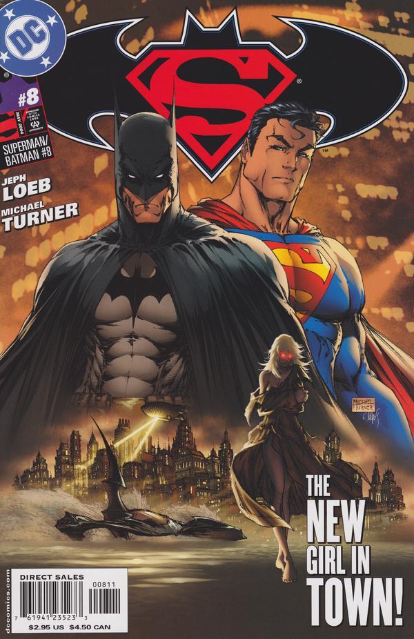 Superman / Batman #8
