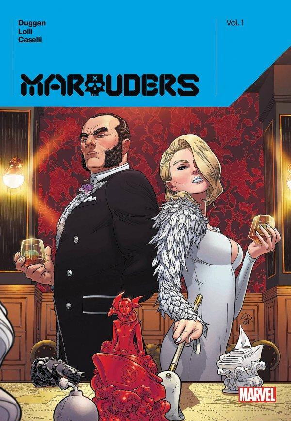 Marauders by Gerry Duggan Vol. 1 HC