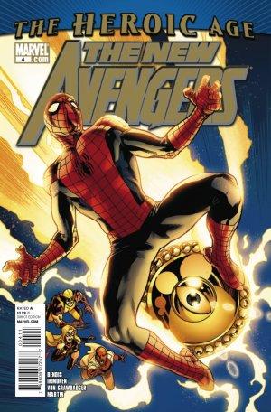 The New Avengers #4