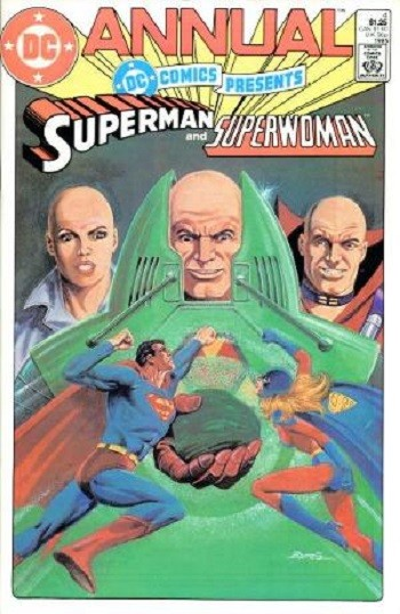 DC Comics Presents Annual #4