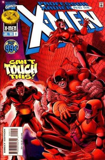 Professor Xavier and the X-Men #9