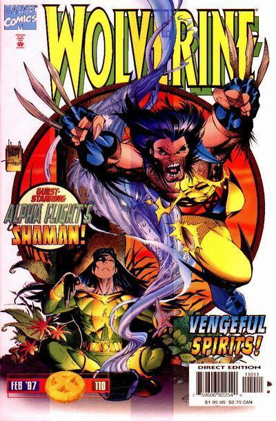 Wolverine #110