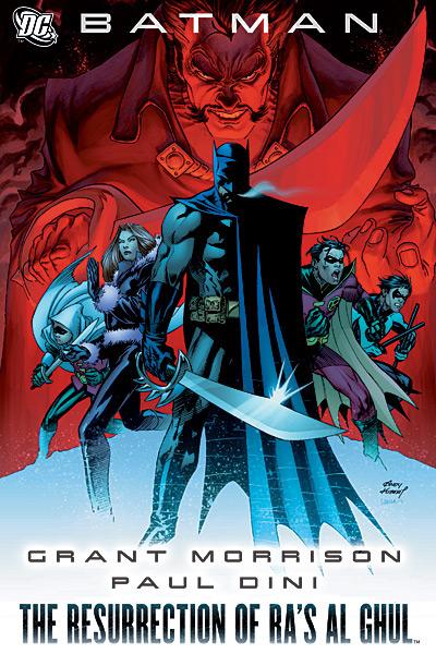 Batman The Resurrection of Ra's al Ghul HC