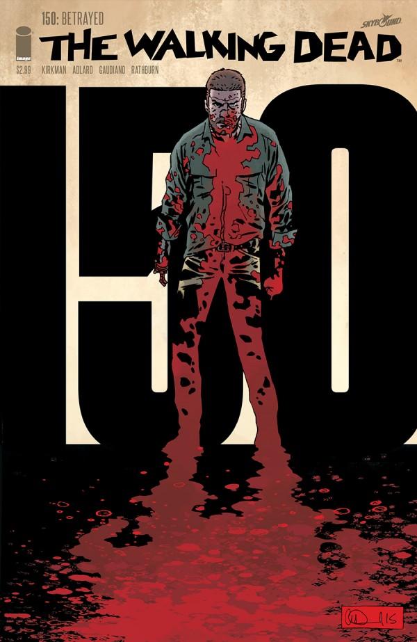 The Walking Dead #150