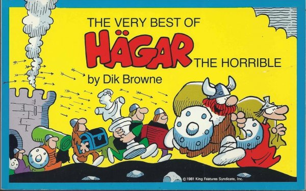 The Very Best of Hagar the Horrible TP