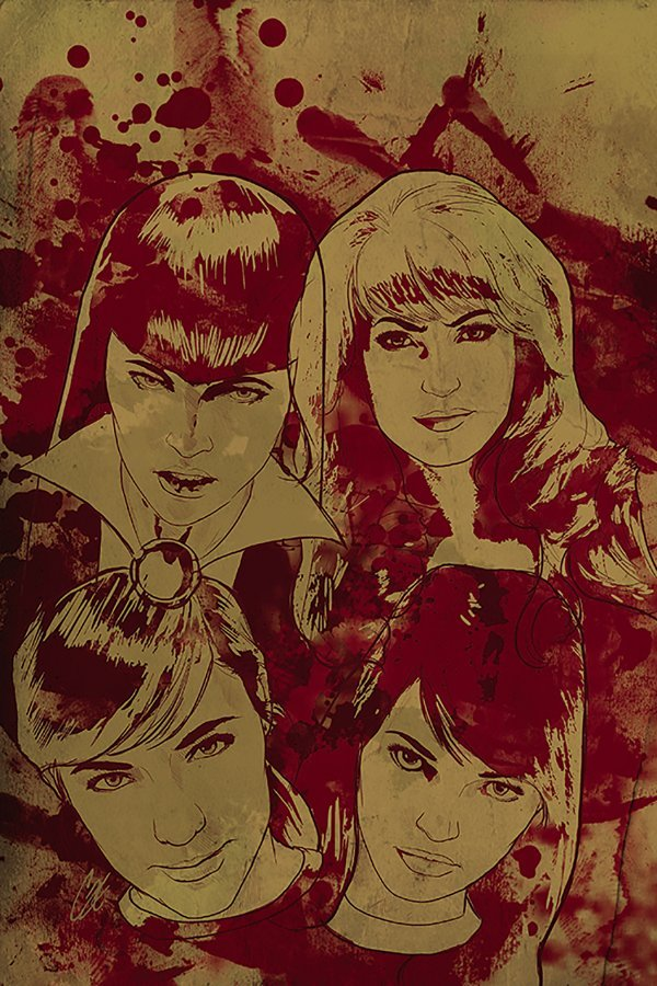 Red Sonja & Vampirella Meet Betty & Veronica #7