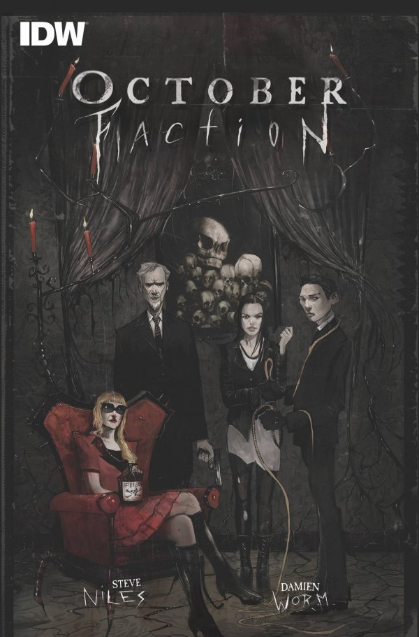 The October Faction #1 Special Edition