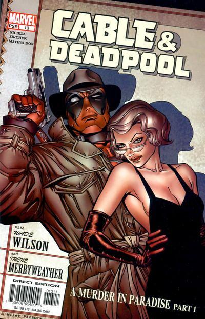 Cable & Deadpool #13
