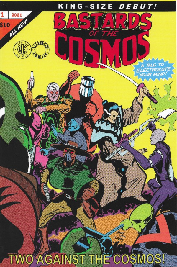 Bastards of the Cosmos #1