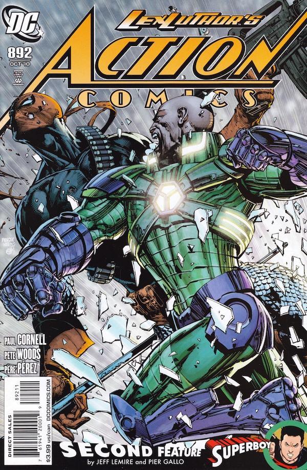 Action Comics #892