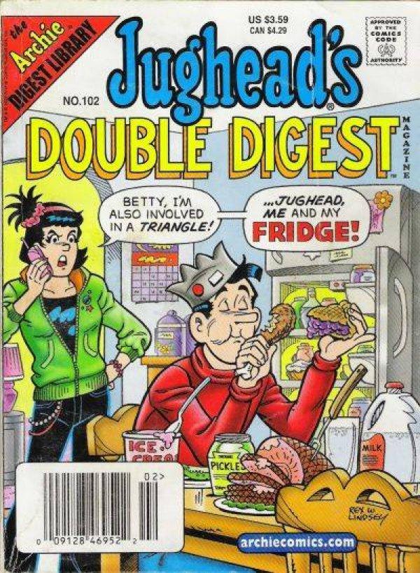 Jughead's Double Digest #102