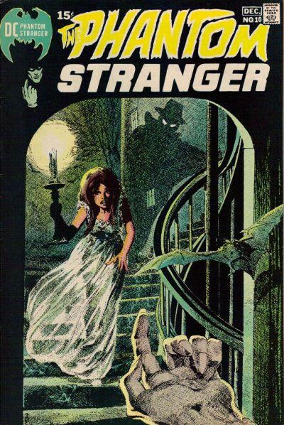 The Phantom Stranger #10