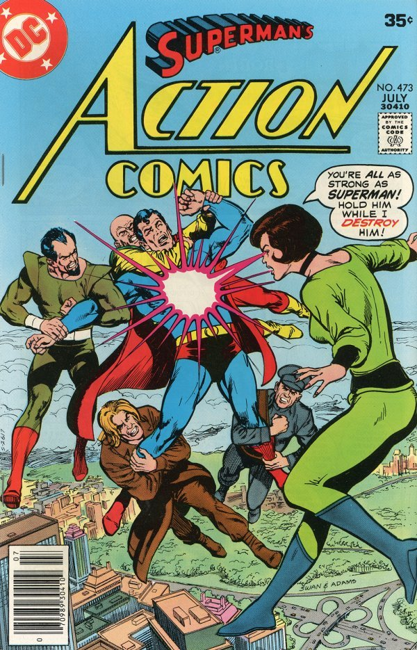 Action Comics #473