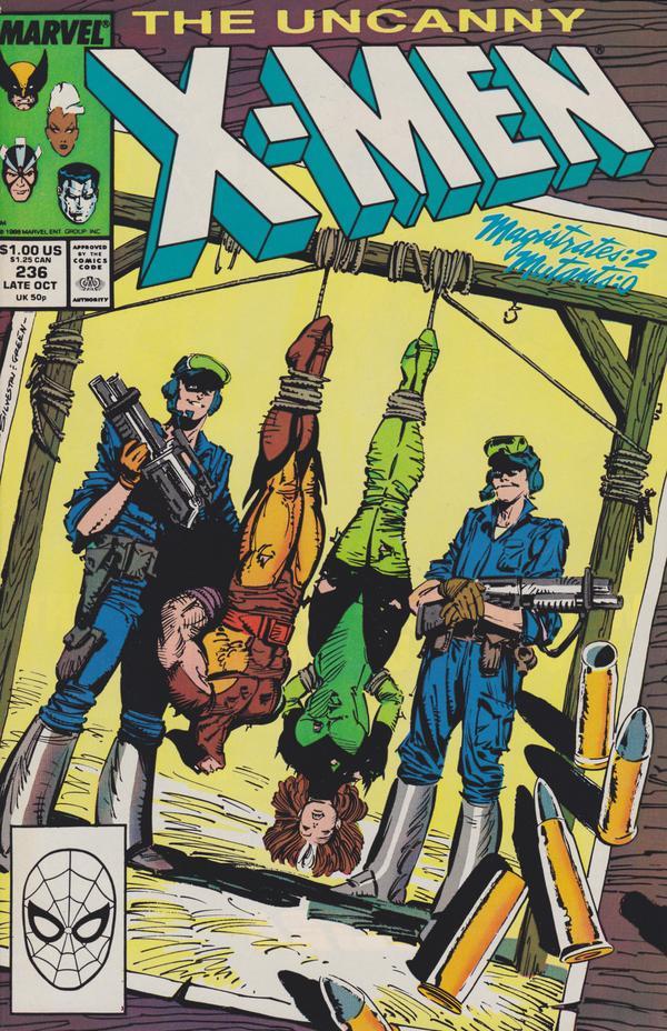 Uncanny X-Men #236