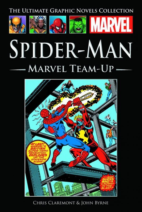 The Ultimate Graphic Novels Collection #Spider-Man: Marvel Team-Up