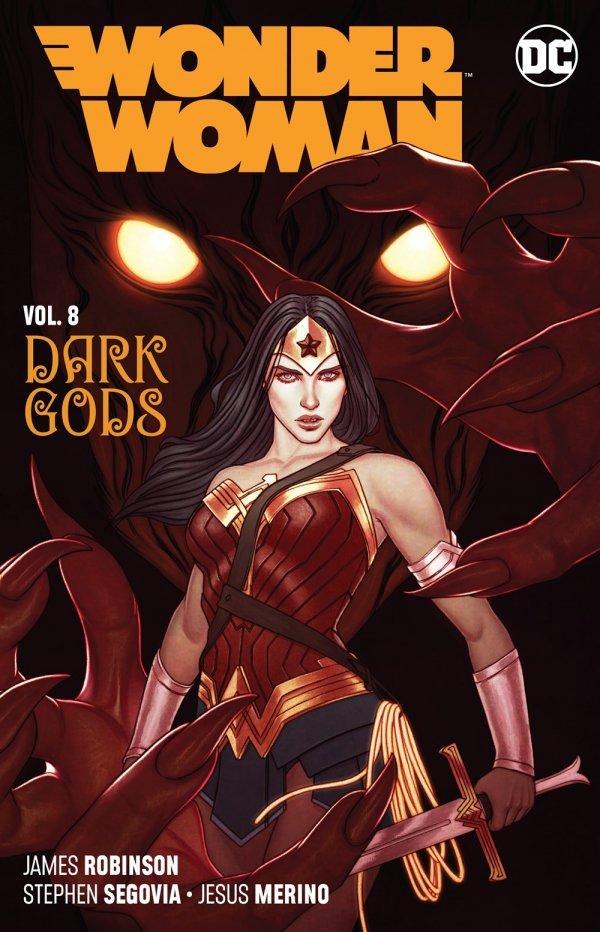 Wonder Woman Vol. 8: Dark Gods TP
